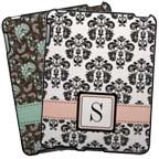 Damask iPad Cases and Covers
